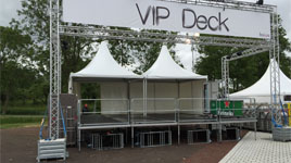 Evenementen materialen