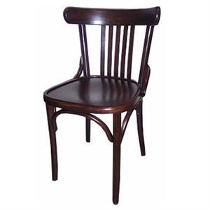 Cafe stoel bruin